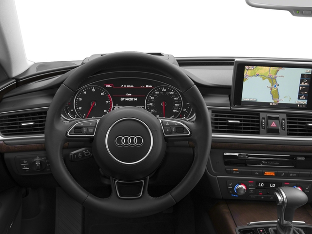 2015 Audi A7 Pictures A7 Sedan 4D 3.0T Premium Plus AWD photos driver's dashboard