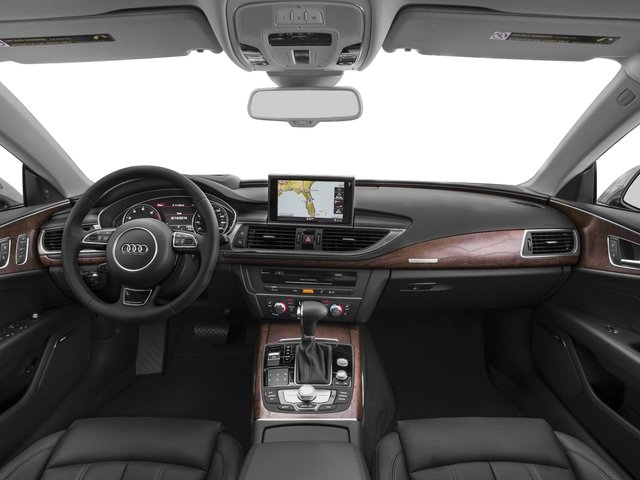 2015 Audi A7 Prices and Values Sedan 4D TDI Prestige AWD T-Diesel full dashboard