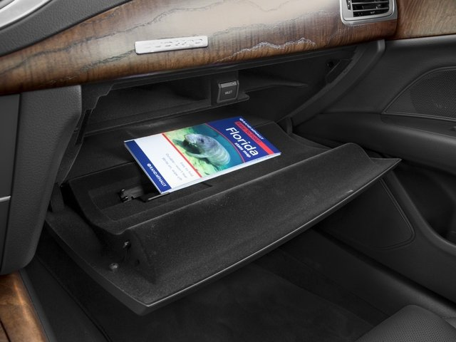 2015 Audi A7 Pictures A7 Sedan 4D 3.0T Premium Plus AWD photos glove box