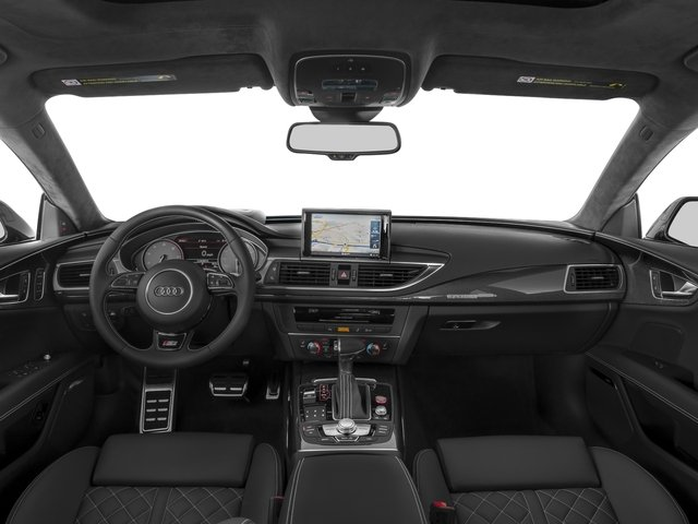2015 Audi S7 Pictures S7 Sedan 4D S7 Prestige AWD photos full dashboard