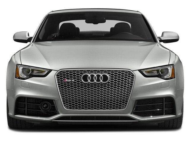 2015 Audi RS 5 Prices and Values Coupe 2D RS5 AWD V8 front view