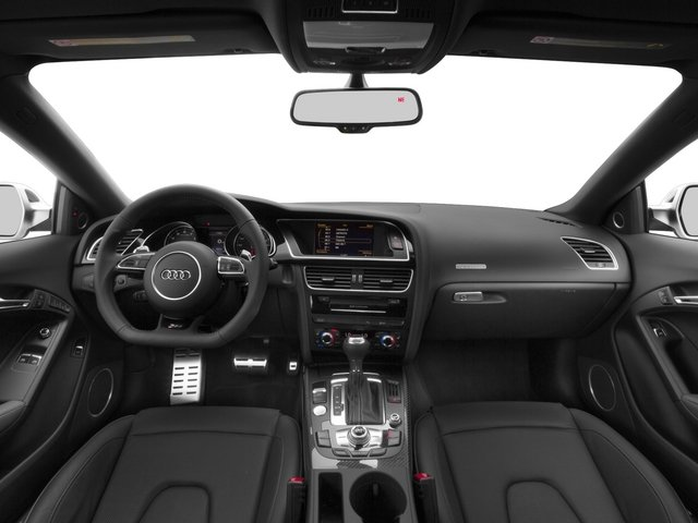 2015 Audi RS 5 Prices and Values Coupe 2D RS5 AWD V8 full dashboard