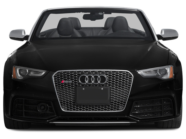 2015 Audi RS 5 Prices and Values Convertible 2D RS5 AWD V8 front view