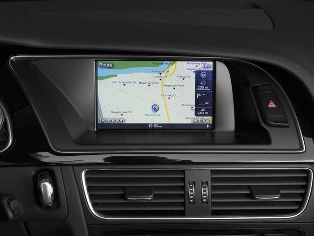 2015 Audi RS 5 Prices and Values Convertible 2D RS5 AWD V8 navigation system