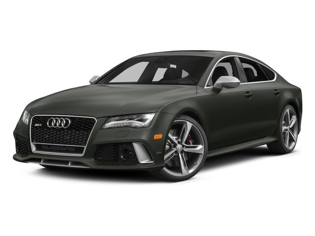 2015 Audi RS 7 Prices and Values Sedan 4D Prestige AWD
