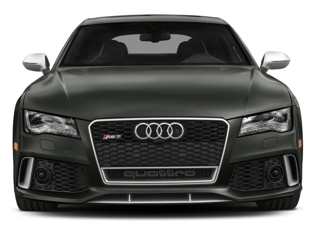 2015 Audi RS 7 Prices and Values Sedan 4D Prestige AWD front view