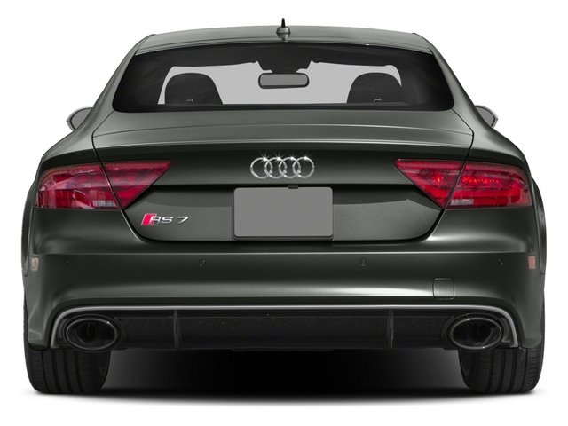 2015 Audi RS 7 Prices and Values Sedan 4D Prestige AWD rear view
