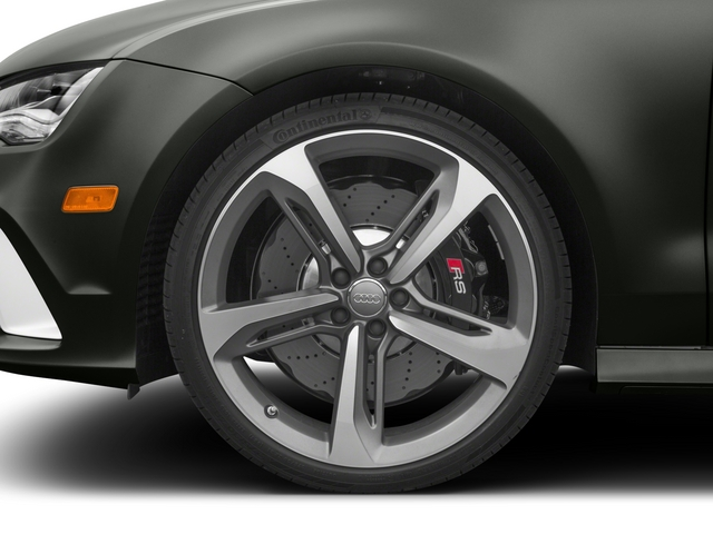 2015 Audi RS 7 Prices and Values Sedan 4D Prestige AWD wheel