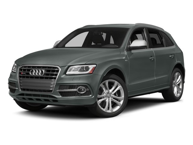 2015 Audi SQ5 Pictures SQ5 Utility 4D Premium Plus AWD V6 photos side front view