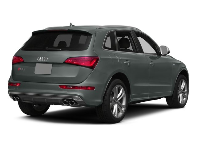 2015 Audi SQ5 Prices and Values Utility 4D Premium Plus AWD V6 side rear view
