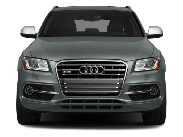 2015 Audi SQ5 Prices and Values Utility 4D Premium Plus AWD V6 front view