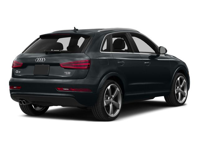 2015 Audi Q3 Prices and Values Utility 4D 2.0T Prestige 2WD side rear view