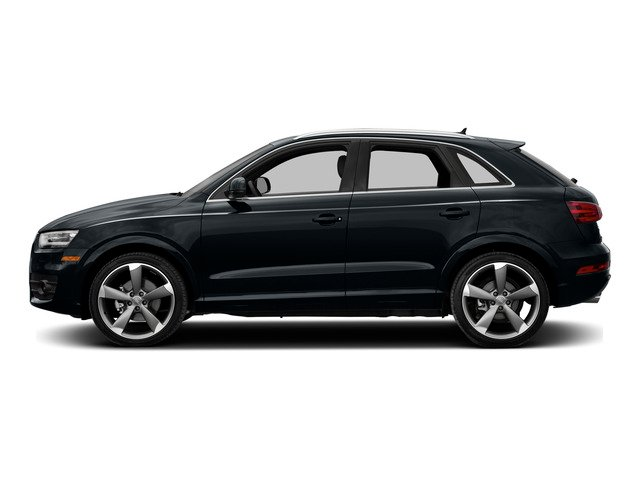 2015 Audi Q3 Prices and Values Utility 4D 2.0T Prestige 2WD side view
