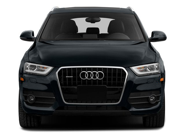 2015 Audi Q3 Prices and Values Utility 4D 2.0T Prestige 2WD front view