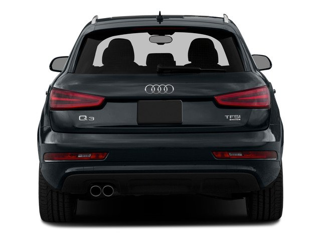 2015 Audi Q3 Prices and Values Utility 4D 2.0T Prestige 2WD rear view