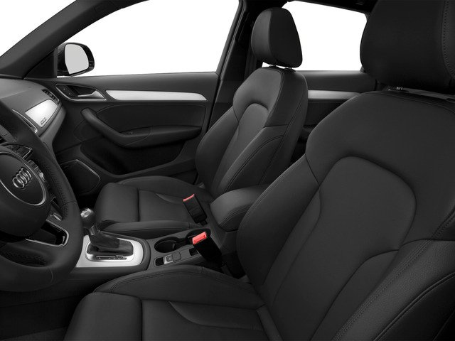 2015 Audi Q3 Prices and Values Utility 4D 2.0T Prestige 2WD front seat interior