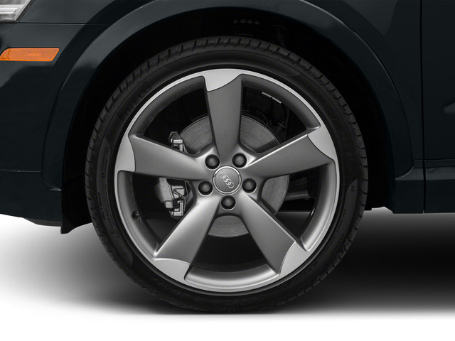 2015 Audi Q3 Prices and Values Utility 4D 2.0T Prestige 2WD wheel