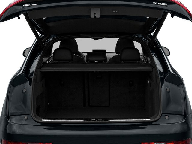 2015 Audi Q3 Prices and Values Utility 4D 2.0T Prestige 2WD open trunk