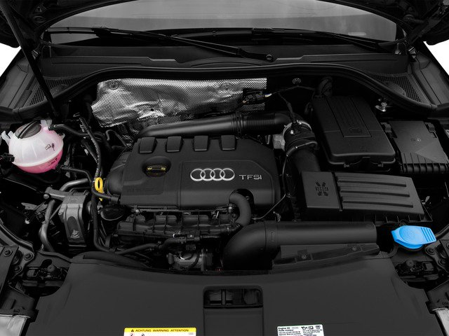 2015 Audi Q3 Prices and Values Utility 4D 2.0T Prestige 2WD engine