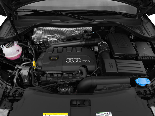 2015 Audi Q3 Prices and Values Utility 4D 2.0T Prestige AWD engine