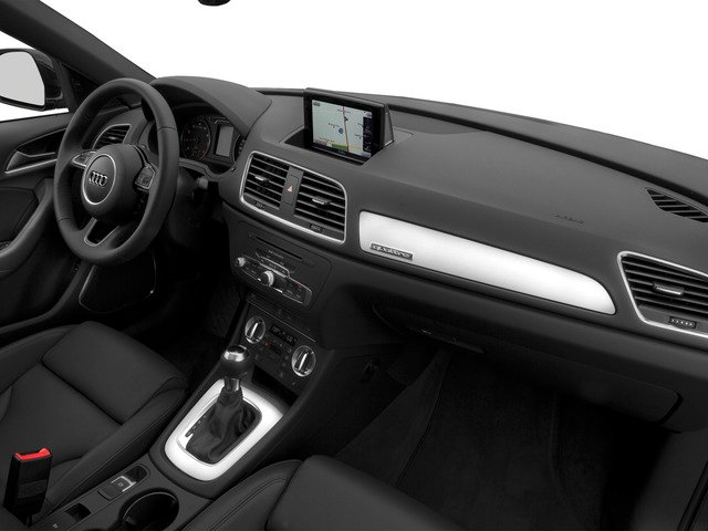 2015 Audi Q3 Prices and Values Utility 4D 2.0T Prestige 2WD passenger's dashboard
