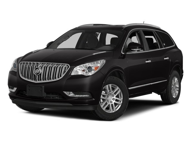 2015 Buick Enclave Prices and Values Utility 4D Leather AWD V6