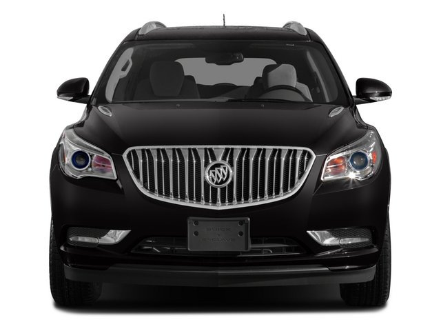 2015 Buick Enclave Prices and Values Utility 4D Leather AWD V6 front view