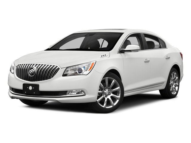 2015 Buick LaCrosse Prices and Values Sedan 4D Premium I AWD V6 side front view