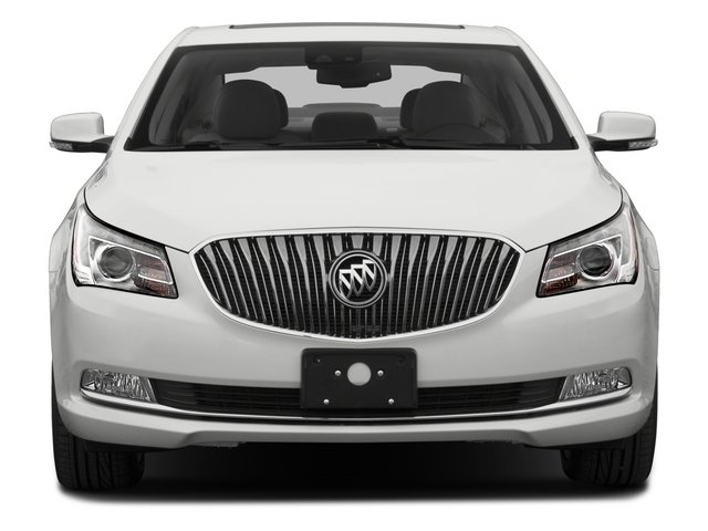 2015 Buick LaCrosse Prices and Values Sedan 4D Leather I4 Hybrid front view