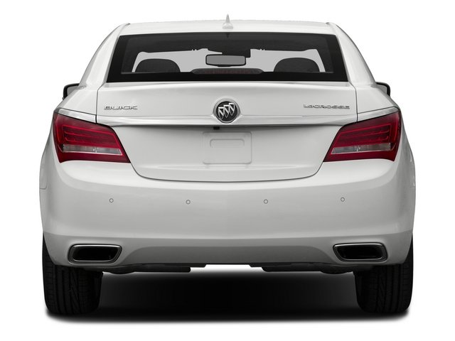 2015 Buick LaCrosse Prices and Values Sedan 4D Leather I4 Hybrid rear view