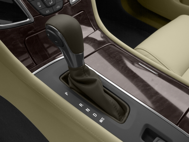2015 Buick LaCrosse Prices and Values Sedan 4D Leather I4 Hybrid center console