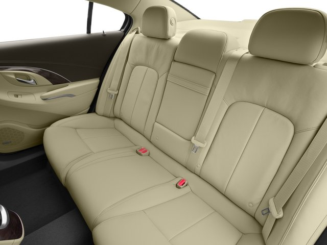 2015 Buick LaCrosse Pictures LaCrosse Sedan 4D I4 Hybrid photos backseat interior