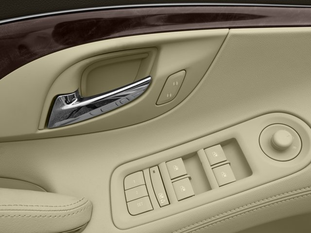 2015 Buick LaCrosse Pictures LaCrosse Sedan 4D I4 Hybrid photos driver's side interior controls