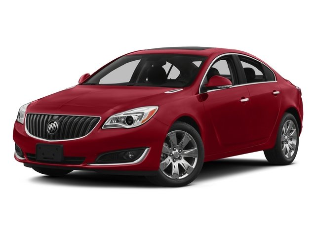 2015 Buick Regal Prices and Values Sedan 4D I4 Turbo