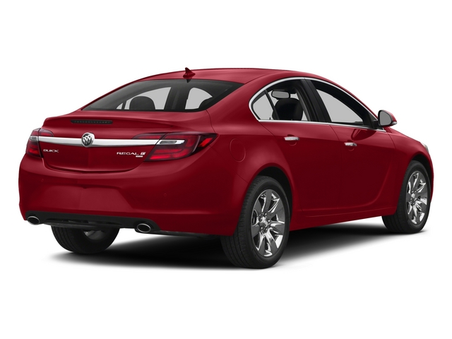 2015 Buick Regal Prices and Values Sedan 4D I4 Turbo side rear view