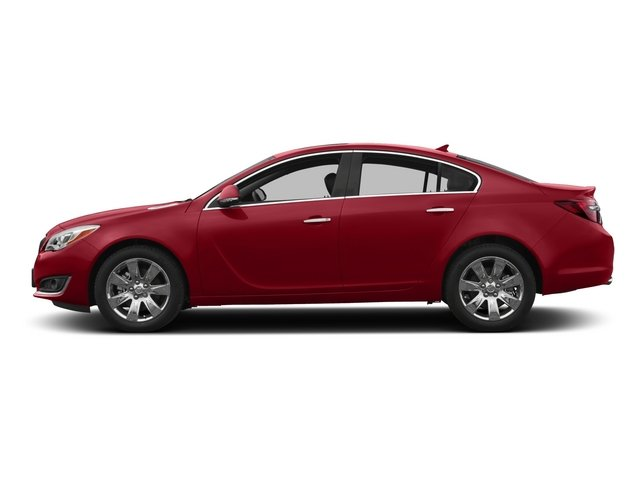 2015 Buick Regal Prices and Values Sedan 4D Premium I I4 Turbo side view