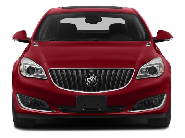 2015 Buick Regal Prices and Values Sedan 4D I4 Turbo front view