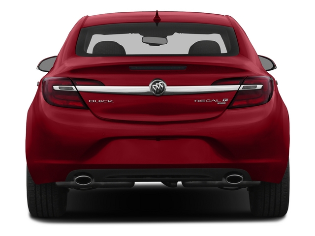 2015 Buick Regal Prices and Values Sedan 4D Premium I I4 Turbo rear view