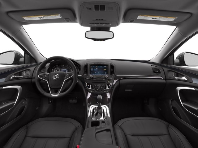 2015 Buick Regal Prices and Values Sedan 4D I4 Turbo full dashboard