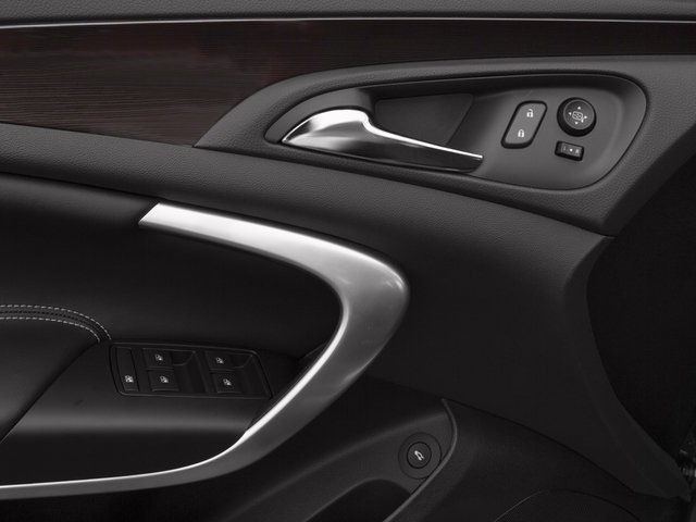 2015 Buick Regal Prices and Values Sedan 4D I4 Turbo driver's side interior controls