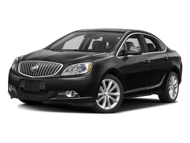 2015 Buick Verano Pictures Verano Sedan 4D Convenience I4 photos side front view