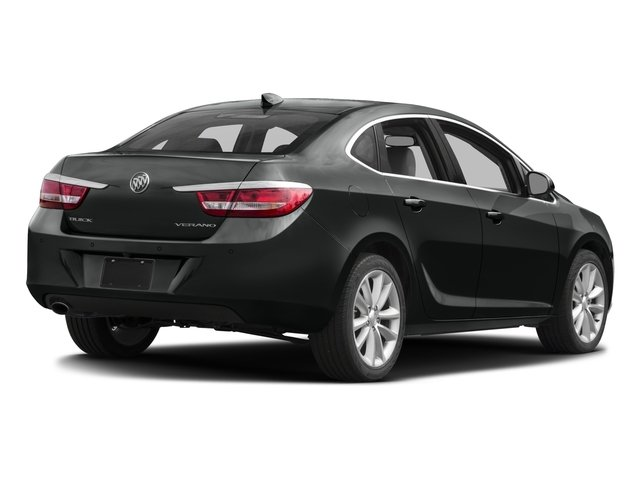 2015 Buick Verano Prices and Values Sedan 4D Convenience I4 side rear view