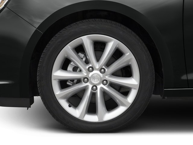 2015 Buick Verano Pictures Verano Sedan 4D I4 photos wheel