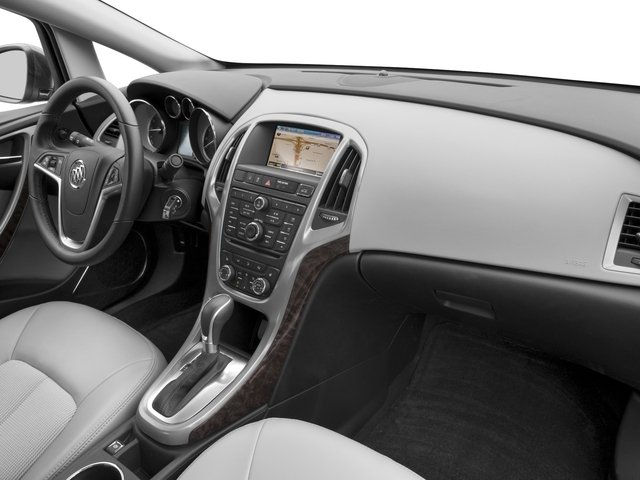 2015 Buick Verano Prices and Values Sedan 4D Convenience I4 passenger's dashboard