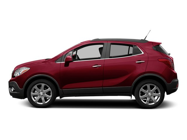 2015 Buick Encore Pictures Encore Utility 4D Premium 2WD I4 Turbo photos side view