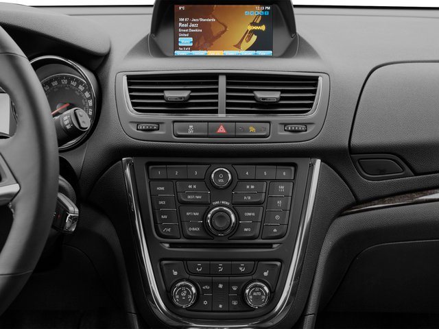 2015 Buick Encore Pictures Encore Utility 4D Premium 2WD I4 Turbo photos stereo system