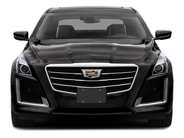 2015 Cadillac CTS Sedan Prices and Values Sedan 4D Performance AWD I4 Turbo front view