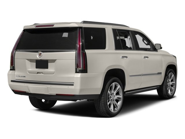 2015 Cadillac Escalade Prices and Values Utility 4D Platinum AWD V8 side rear view