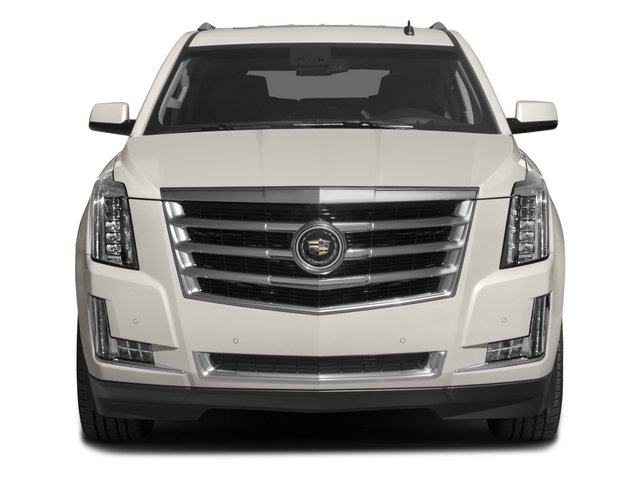 2015 Cadillac Escalade Prices and Values Utility 4D Platinum AWD V8 front view