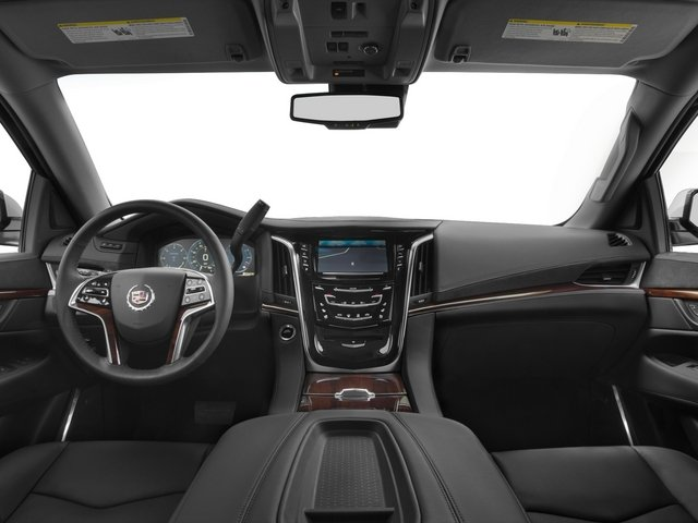 2015 Cadillac Escalade Prices and Values Utility 4D Platinum AWD V8 full dashboard